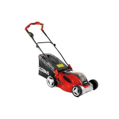 "COBRA 16"" LI-ION LAWNMOWER"
