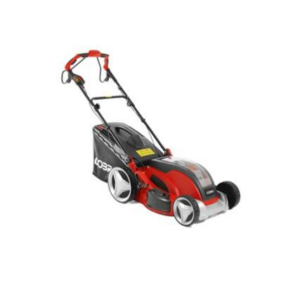 "COBRA 18"" LI-ION LAWNMOWER"