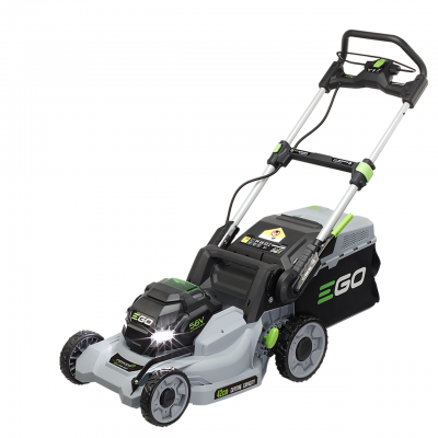 EGO LM1903E-SP 47CM MOWER + FAST CHARGER & 5AH BATTERY