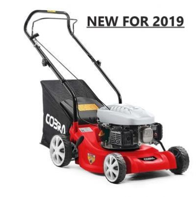 "COBRA M41C 16"" PETROL MOWER"